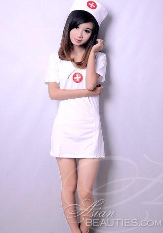 Asian naughty nurse